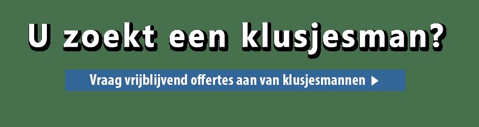 Klusjesman Antwerpen