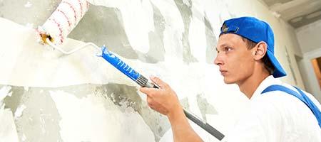 Muren verven
